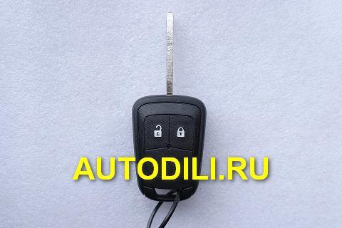 Ключ зажигания Opel Astra J 5WK50079