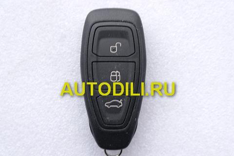 Ключ зажигания Ford Mondeo 4 / Focus 3   7S7T-15K601-EC