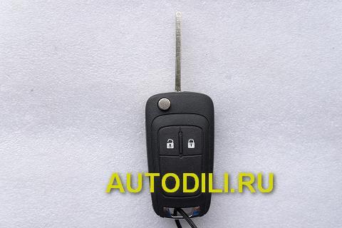 Ключ зажигания Chevrolet Cruze (оригинал)